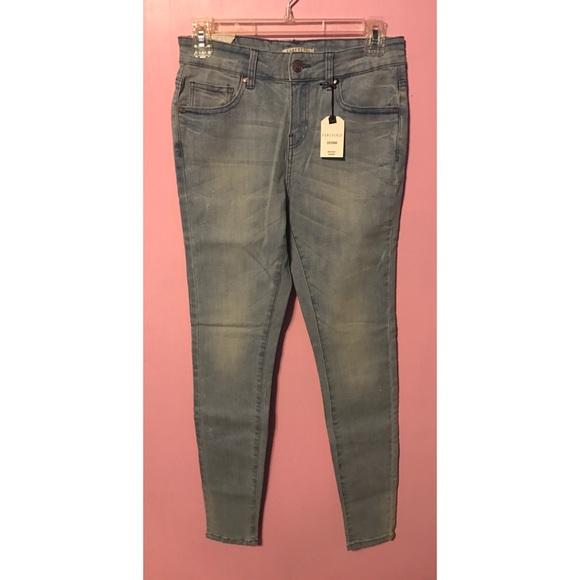 Forever 21 Denim - Light Skinny Jeans